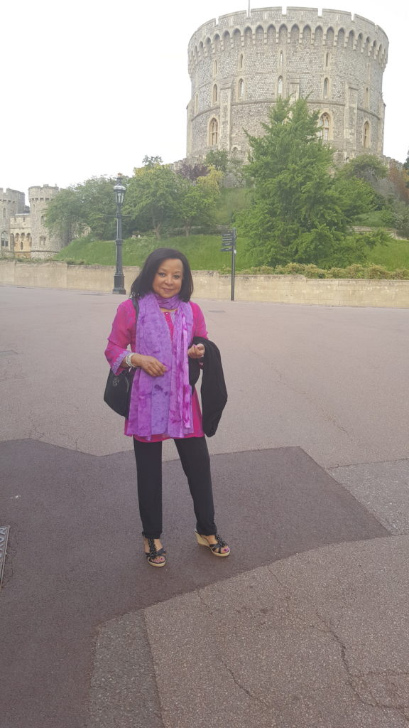 Windsor Castle – Champagne and Canapés Party